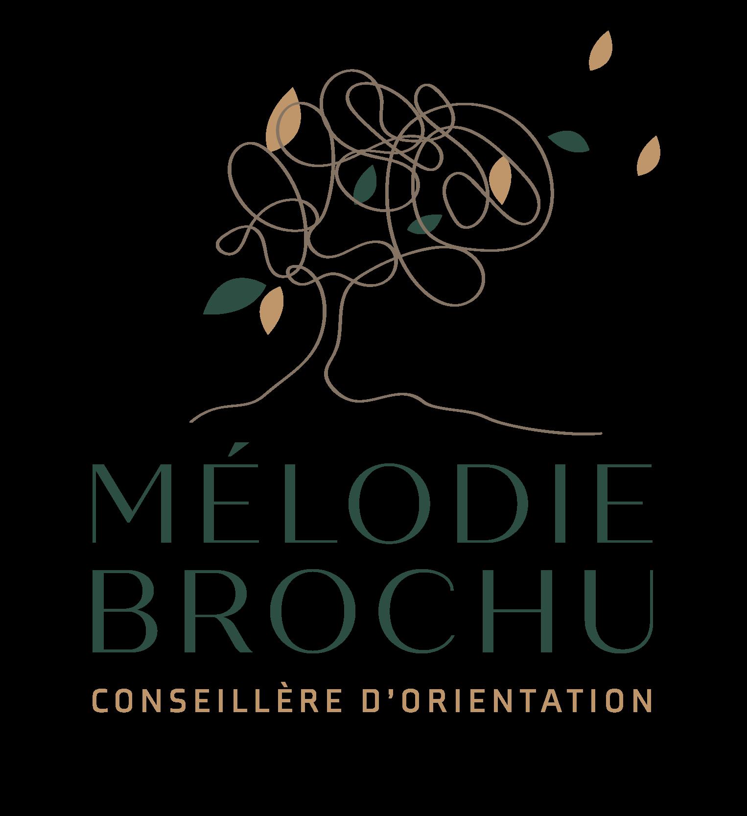 Mélodie Brochu, conseillère d'orientation